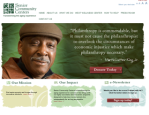 Senior Community Centers Website